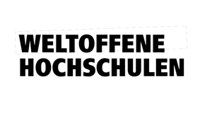 Logo Weltoffene Hochschulen